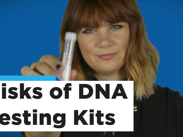 Εδώ είναι τι πρέπει να ξέρετε πριν αγοράσετε ένα κιτ δοκιμών DNA