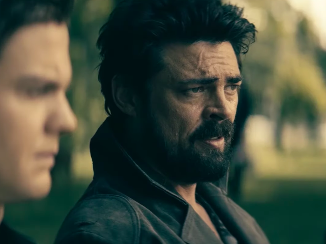 Karl Urban gets The Boys together for one final, rowdy trailer