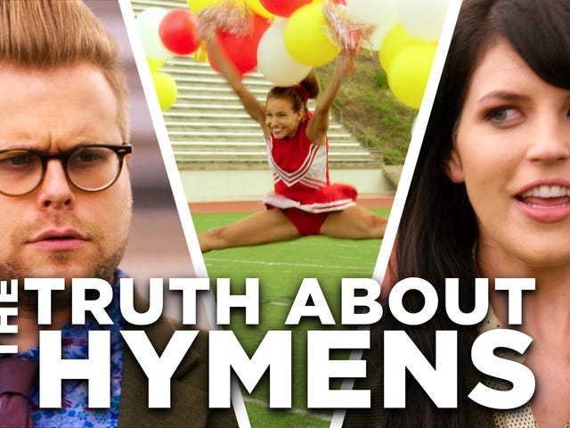 The Truth About Hymens