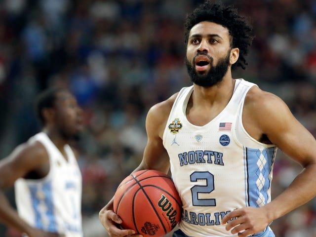 UNC Star Joel Berry II Loses Video Game, Punches Door, Breaks Hand
