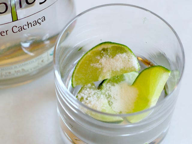 3-Ingredient Happy Hour: A Summery Caipirinha