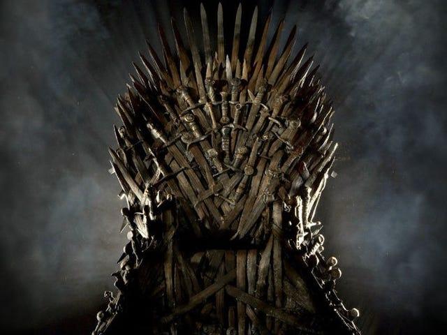 ¿Reconoces este sitio?  HBO har escondido seis tronos de hierro och gör det möjligt för dig att spela Juego de Tronos