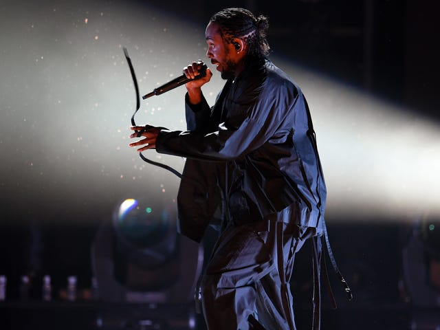 """<a href=""""https://www.avclub.com/see-kendrick-lamar-kick-off-the-grammys-with-u2-and-dav-1822498095"""" data-id="""""""" onClick=""""window.ga('send', 'event', 'Permalink page click', 'Permalink page click - post header', 'standard');"""">See Kendrick Lamar kick off the Grammys with U2 and Dave Chappelle</a>"""