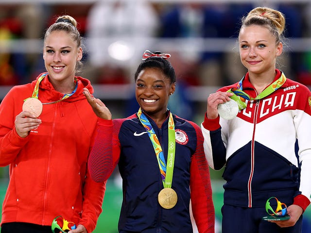 We're Already Running Out of Ways To Describe Simone Biles's Many Wins