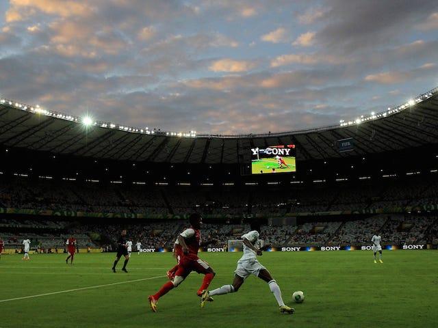 Why Your World Cup Stadium Sucks: Estádio Mineirão, Belo Horizonte