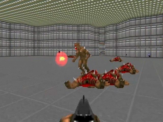 AI Mencipta Tahap <i>Doom</i> Baru Bahawa Keseronokan Sebagai Orang Asli Permainan