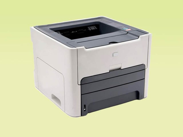 This Office Printer Is Actually a Rogue Cell Tower