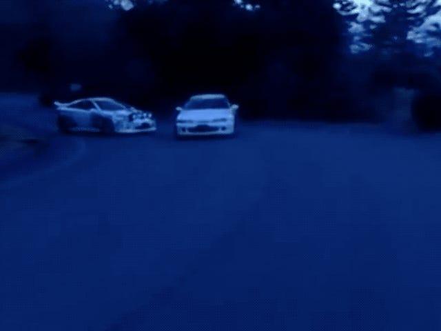 Acura Integra R Tipi - Toyota Celica GT-S: Kim Ya Aldı?