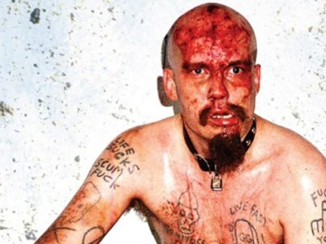 These last two weeks make wish I was GG Allin