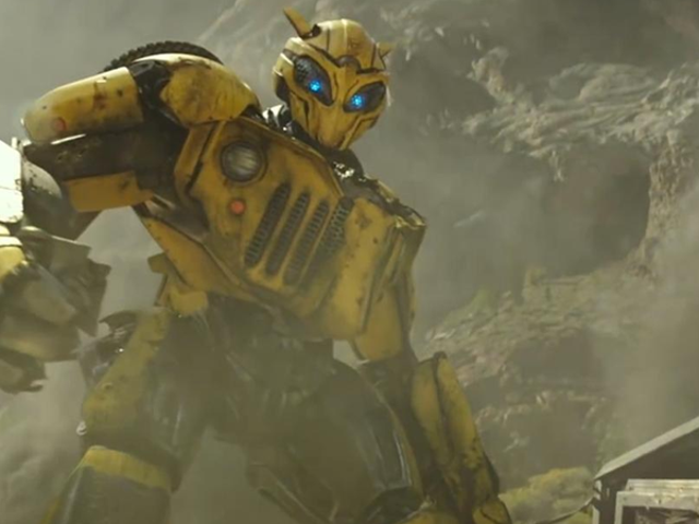 Transformers Producer Hints That Maybe No One Learned Anything From Bumblebee After All