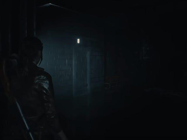 Oh não, é <i>Thomas The Tank Engine</i> em <i>Resident Evil 2</i>