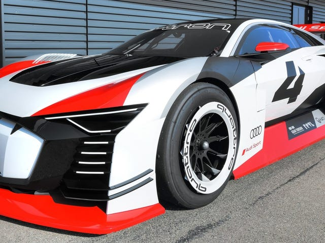 This Is What The Future Of German Race Cars Should Look Like