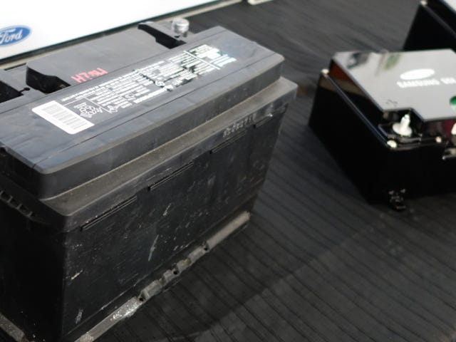 ​Ford Wants To Kill The Lead-Acid Battery Dead