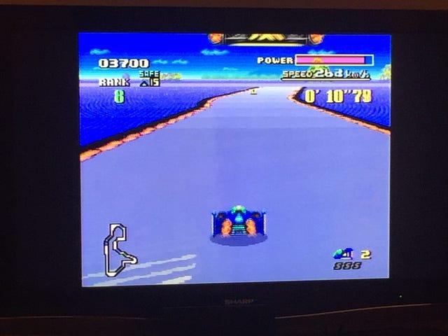 My favorite racing game