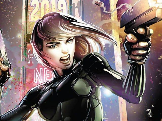 Marvel bringer sort enke, Hawkeye og Star Lord til podcasting-verdenen