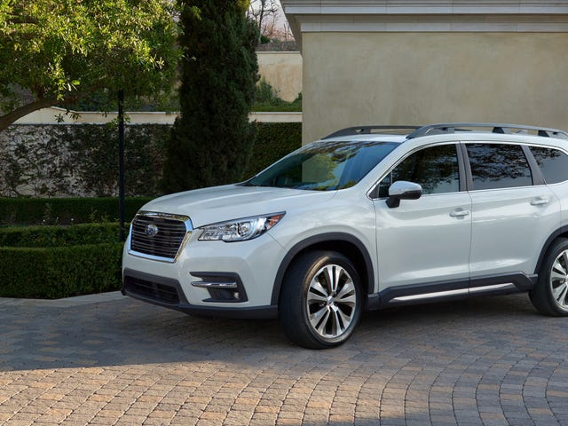 The 2018 Subaru Ascent: Prepare To See Three-Row AWD Crossovers Everywhere