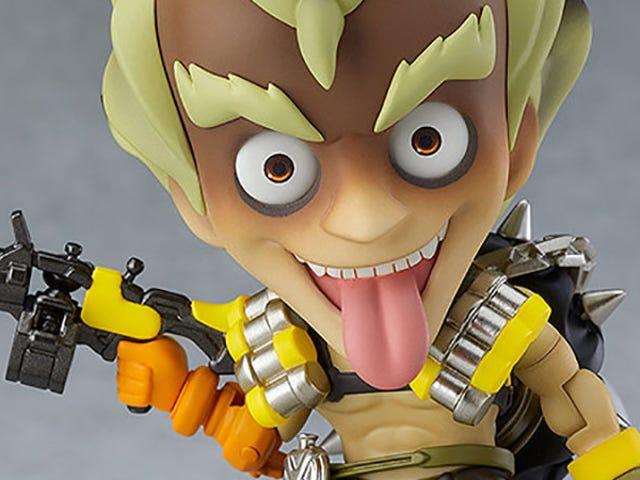 Junkrat Toy Is A Tiny Terror