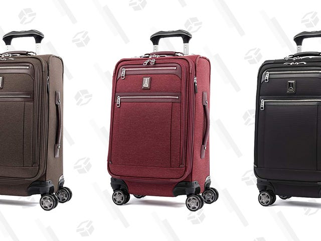 Travel Like a Pro With This $227 TravelPro Carry-On