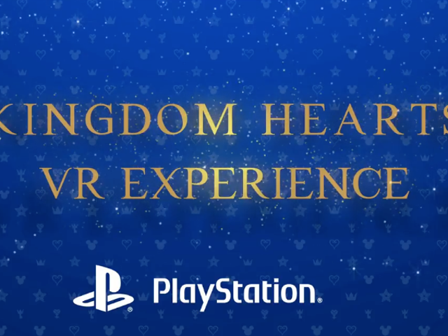 First Look At Kingdom Hearts: VR Experience