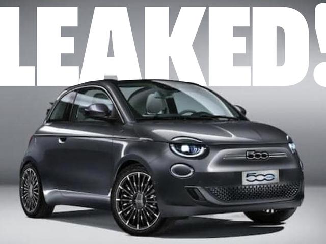 Inilah Fiat Baru 500 Baru Sebelum Anda Mesti Melihatnya