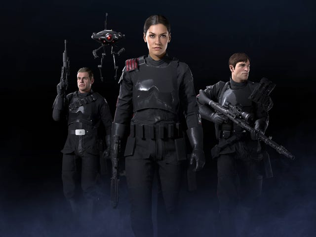 Battlefront II's Campaign Is Good Star Wars
