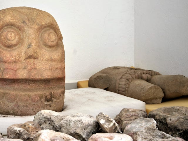 Temple Dedicated to Aztec God of Sacrificial Flaying Uncovered in Mexico