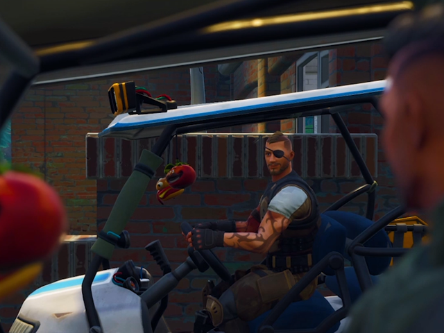 Fan Recreates The Most Emotional Moment In Cinema History In Fortnite Tribute