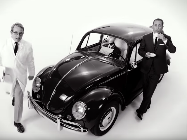Oh Man The Trailer For Seinfeld's New Comedians In Cars Getting Coffee Is Full Of Amazing Cars