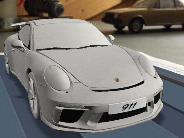 Ist das der 2017 Porsche 911 GT3?