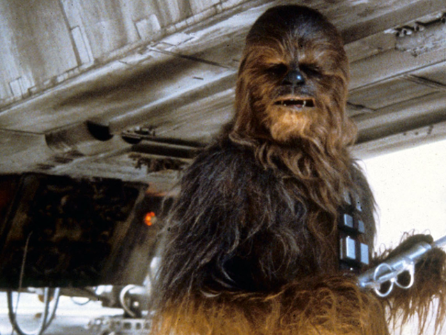 Hearing Chewbacca Speak English on the Empire Strikes Back Set Is So, So Weird