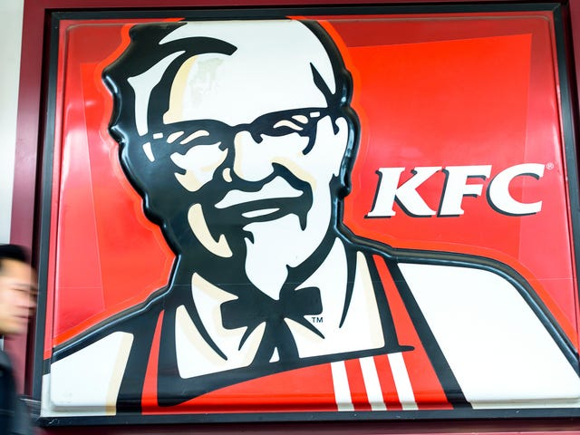 KFC in Australia tests fast-food model with fewer humans