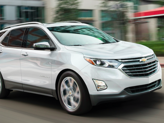 The 39 MPG Chevrolet Equinox Diesel Was in Fact a Hard Sell and Is Now Dead
