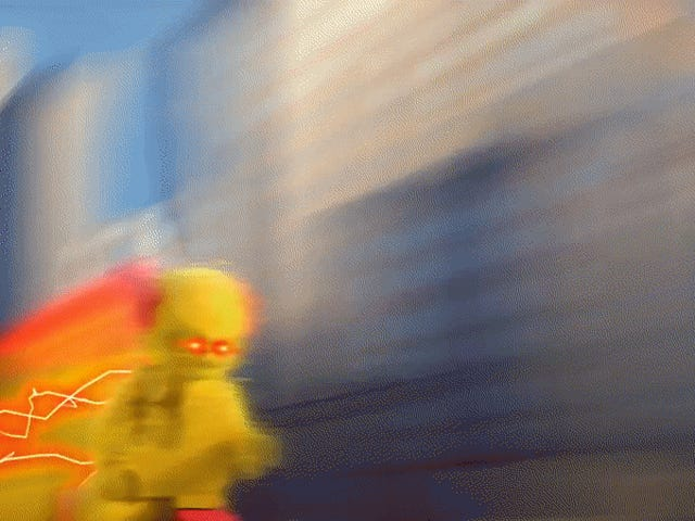 The Flash Is Getting His Own Lego DC Super HeroesFilm