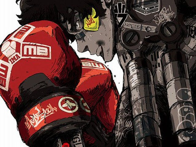 Enjoy the newest promo for the Megalo Box anime