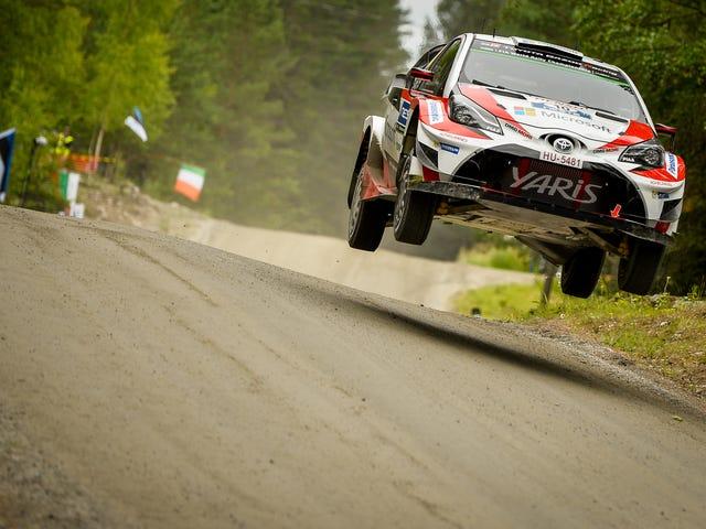 Fantasy WRC Preview - SISU and Sauna