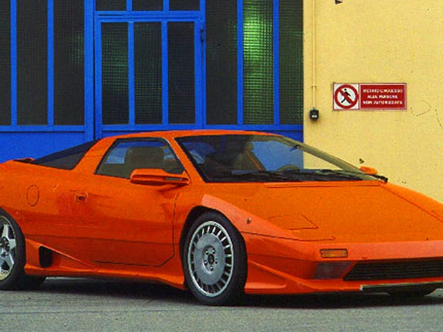 Killed By Recession: When Lamborghini Made A V10 Baby Lambo A Decade Before The Gallardo