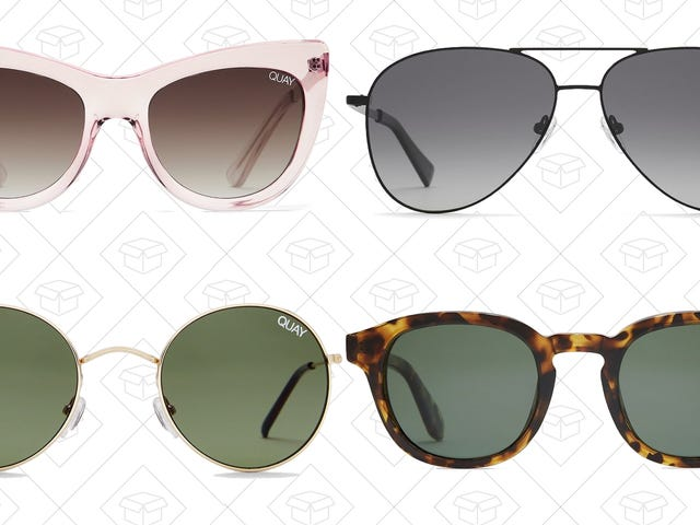 Keep The Rays at Bay With This Friends & Family Sale at Quay Australia