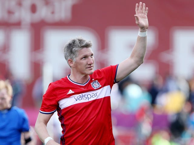 Ang Alemanya Rose At Fell Sa Bastian Schweinsteiger