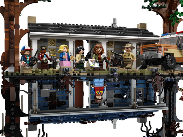 Stranger Things Is Getting an Absolutely Mind-Boggling Lego Set