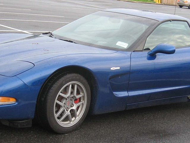 Oppo thoughts on the C5 Corvette?