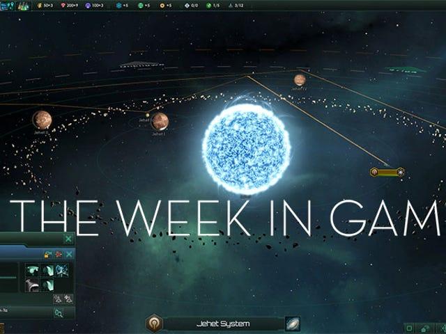 La semaine en jeux: <i>Stellaris</i> et les antibiotiques