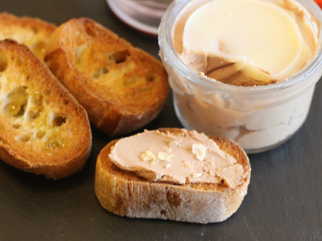 Yes, You Can and Should Make Chicken Liver Mousse