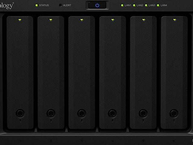 Meet Your New File God, the Synology DiskStationDS1618+
