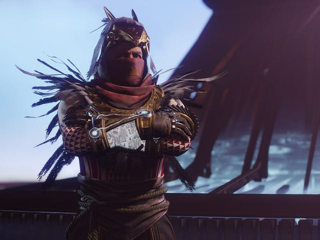 Destiny 2's Next Season Is All About Osiris, Saint-14 And... Time?