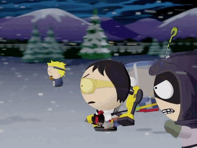 Новый <em>South Park</em> Game Trailer Pisses All Over Marvel и DC Superhero Movie Franchises