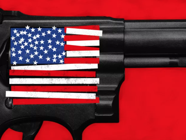 America's Paranoid Heart Is the NRA Convention