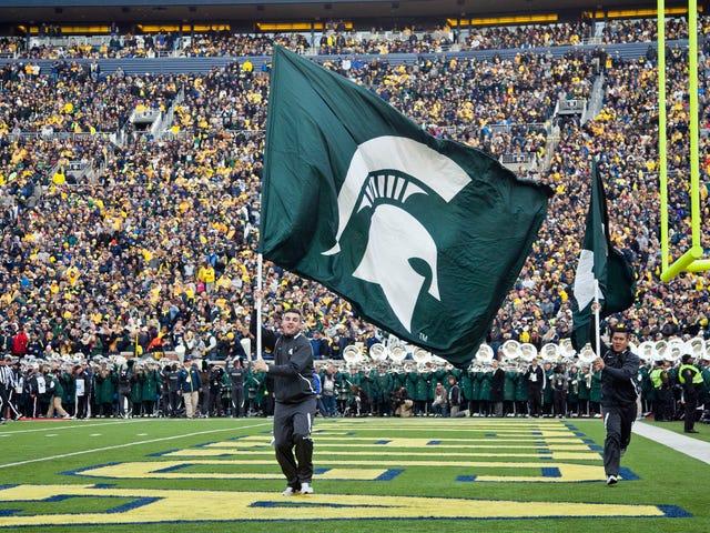 NCAA lascia Michigan State Off The Hook nel caso Nassar