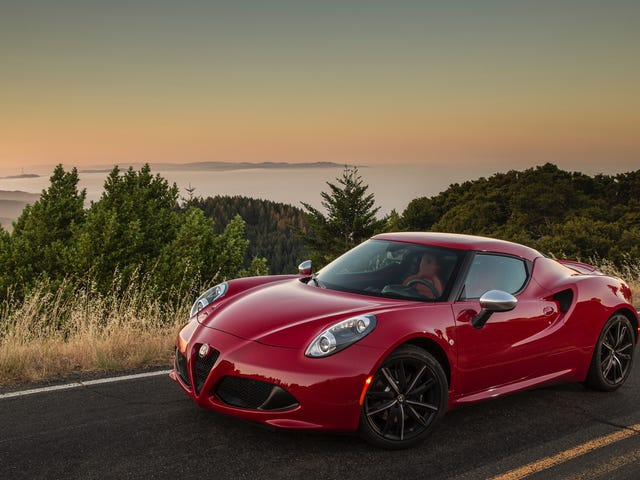 Alfa Romeo 4C: Den ultimative Købers Guide