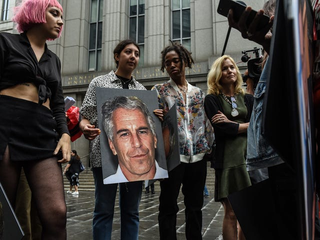 Why Are Epstein's Co-Conspirators Still Being Protected?