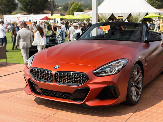 There Won't Be a 2019 BMW Z4 M and That's Bullshit